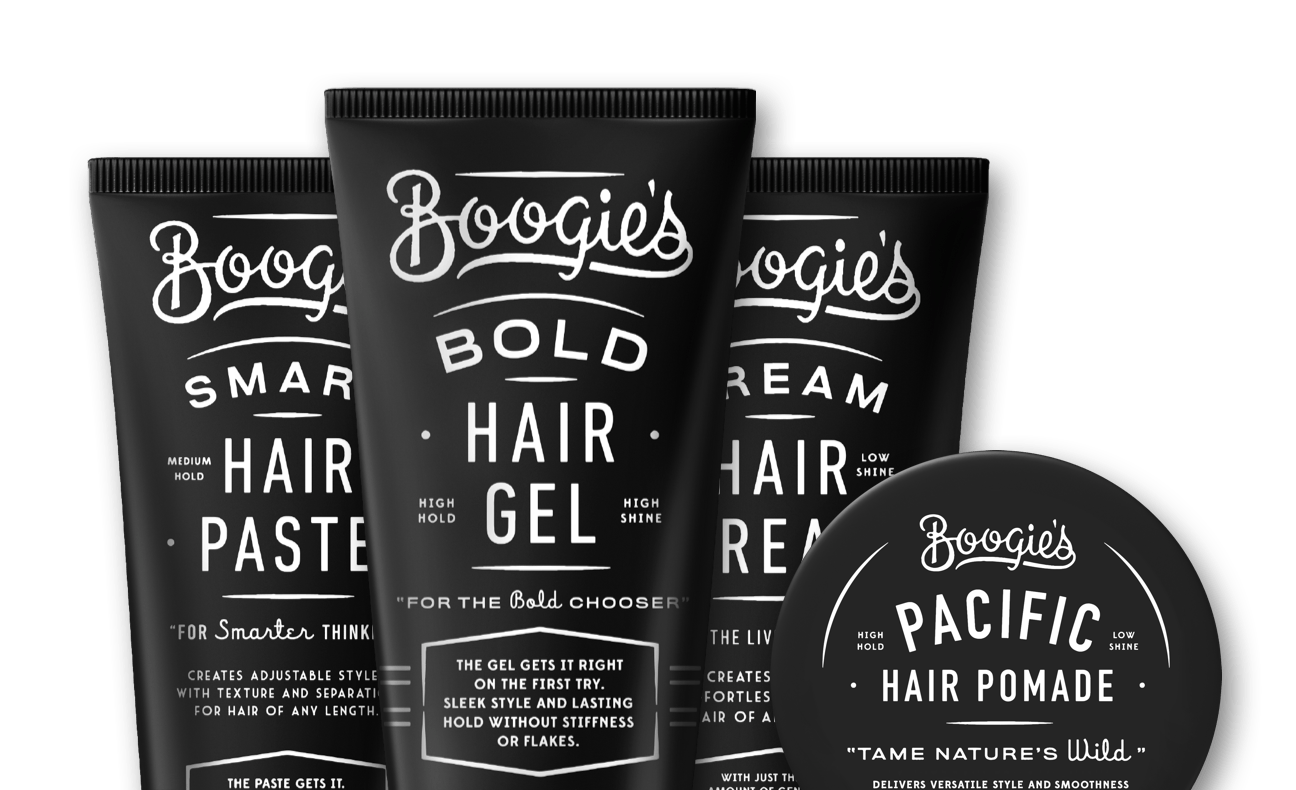 boogie's hair styling products for men | dollar shave club - Club Separati