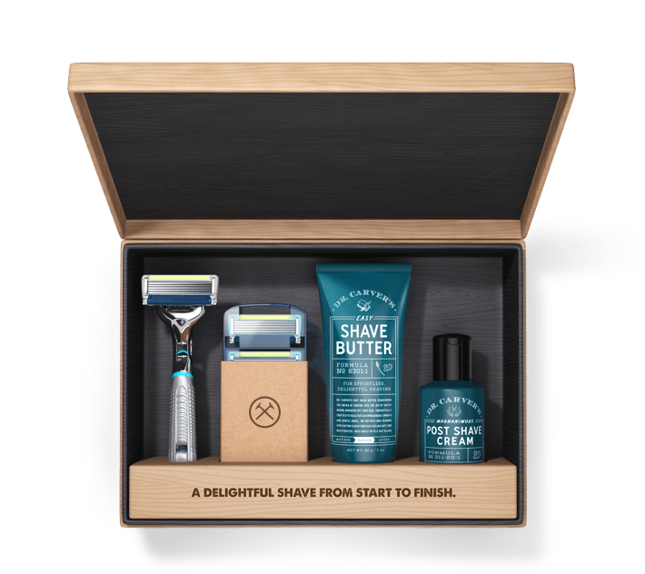 Gift The Club Subscription Shave Box Amp Gift Cards