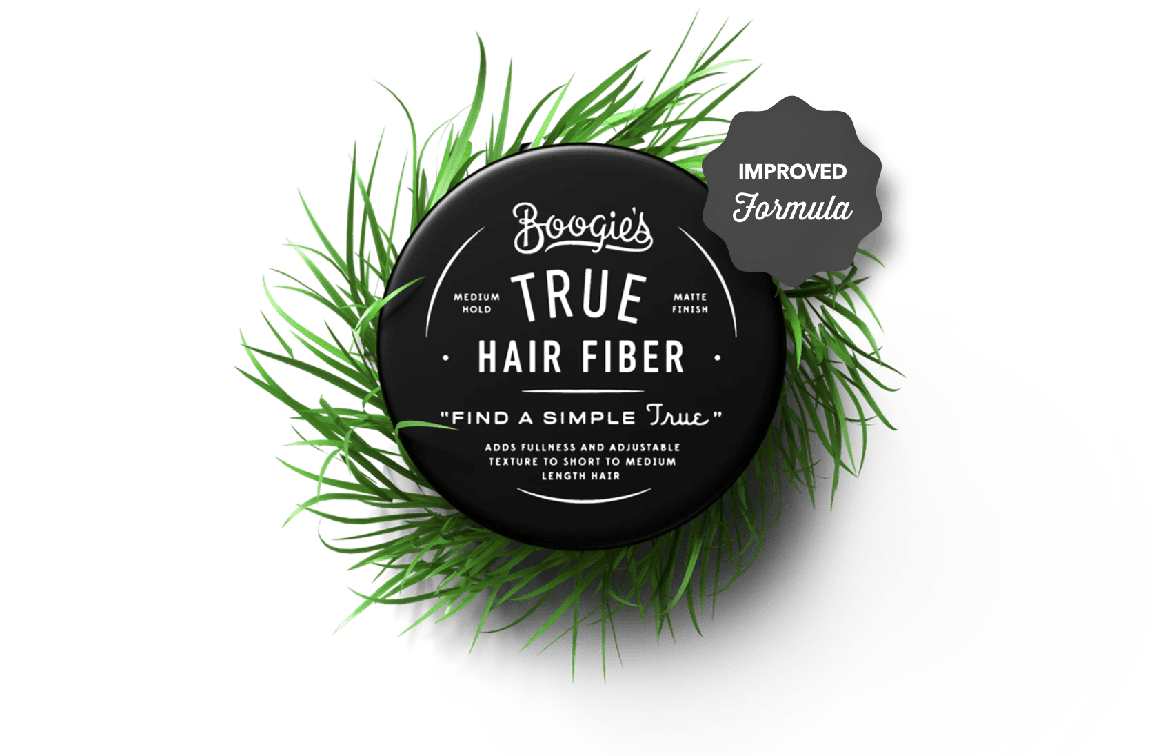 Hair Style Png: Boogie's True Hair Fiber